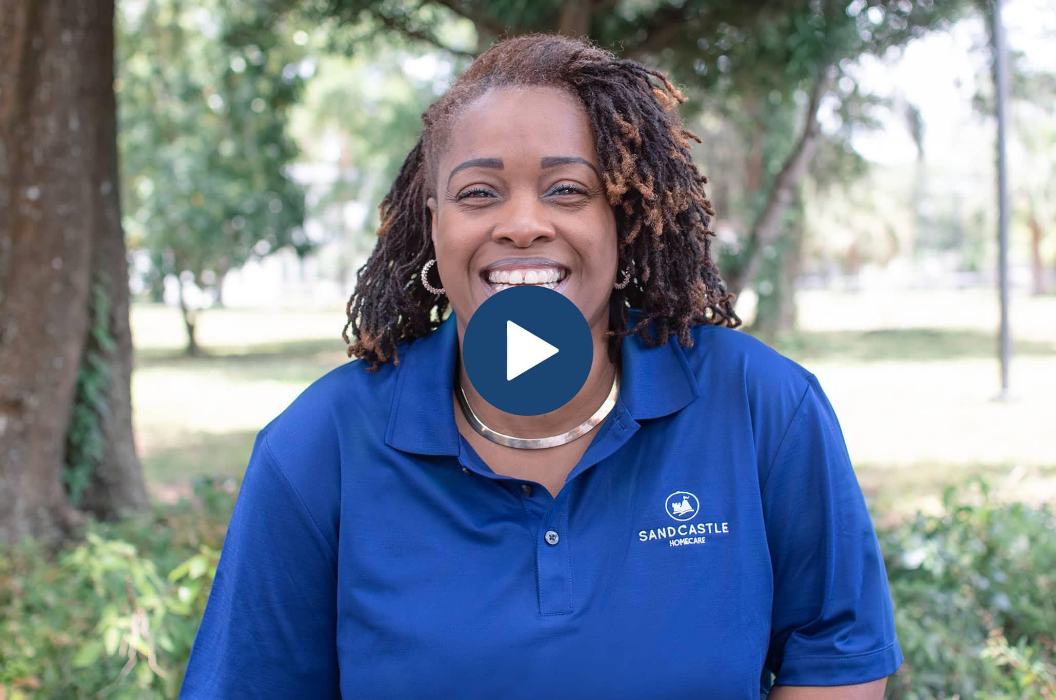 Caregiver Video - Sandcastle Homecare